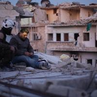 Aleppó, a végsőkig / De Sidste Mænd i Aleppo (2017)