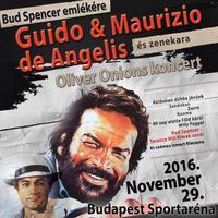 Koncertbeszámoló: Guido és Maurizio de Angelis zenekara Bud Spencer emlékére