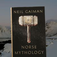 Könyvkritika: Neil Gaiman: Északi mitológia (2017)