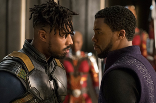 Fekete párduc / Black Panther (2018)