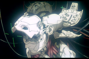 Ghost In The Shell - Páncélba Zárt Szellem / Kókaku Kidótai (1995)