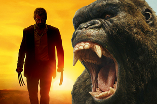 Logan vs. Kong