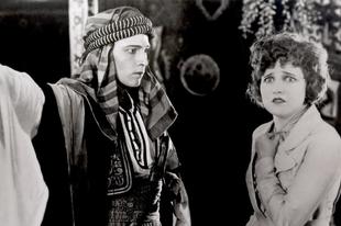 Smoking Classic: A sejk / The Sheik (1921)