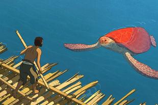 A vörös teknős / La tortue rouge (2016)