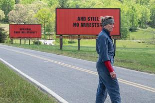 Három óriásplakát Ebbing határában / Three Billboards Outside Ebbing, Missouri (2017)