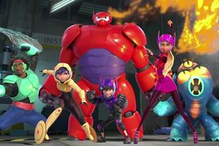 Hős6os / Big Hero 6 (2014)