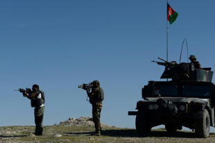 Writers' Block: Spring Offensive by Matthew McInerney-Lacombe