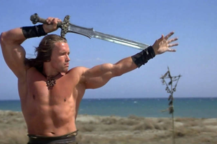 Conan, a barbár / Conan the Barbarian (1982)