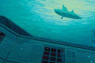Könyvkritika: Josh Malerman - Ház a tó mélyén (2017)