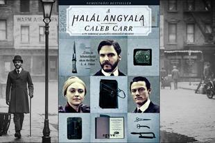 Könyvkritika: Caleb Carr: A halál angyala (2018)
