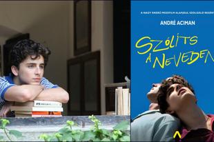 Könyvkritika: André Aciman: Szólíts a neveden (2018)