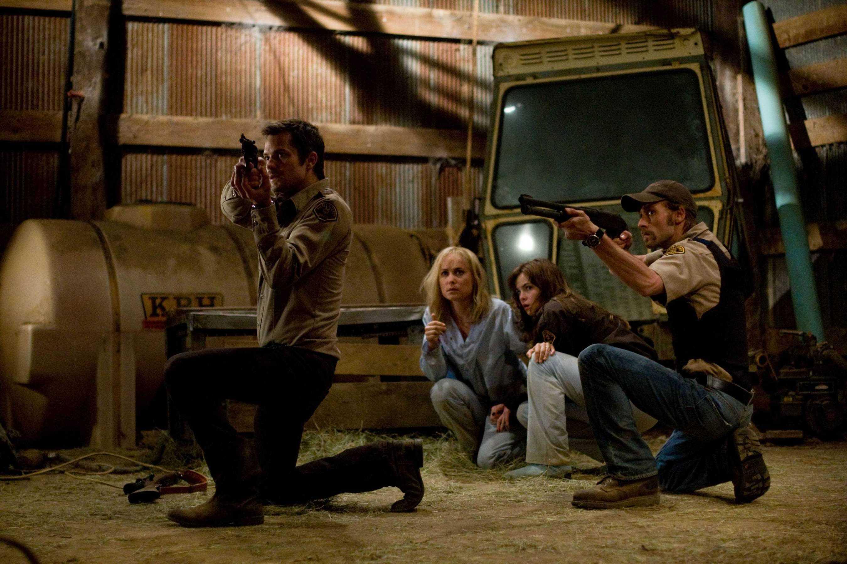 A tébolyultak / The Crazies (2010)