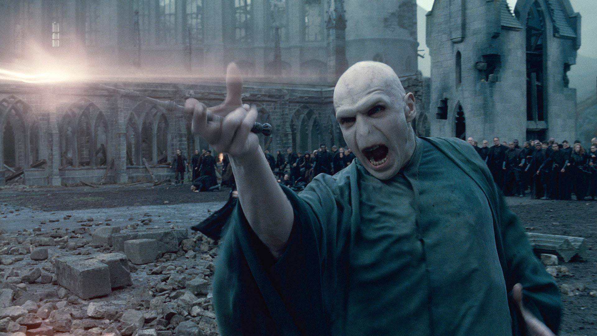 Smoking Series: Harry Potter és a Halál ereklyéi 2. rész / Harry Potter and the Deathly Hallows: Part 2 (2011)