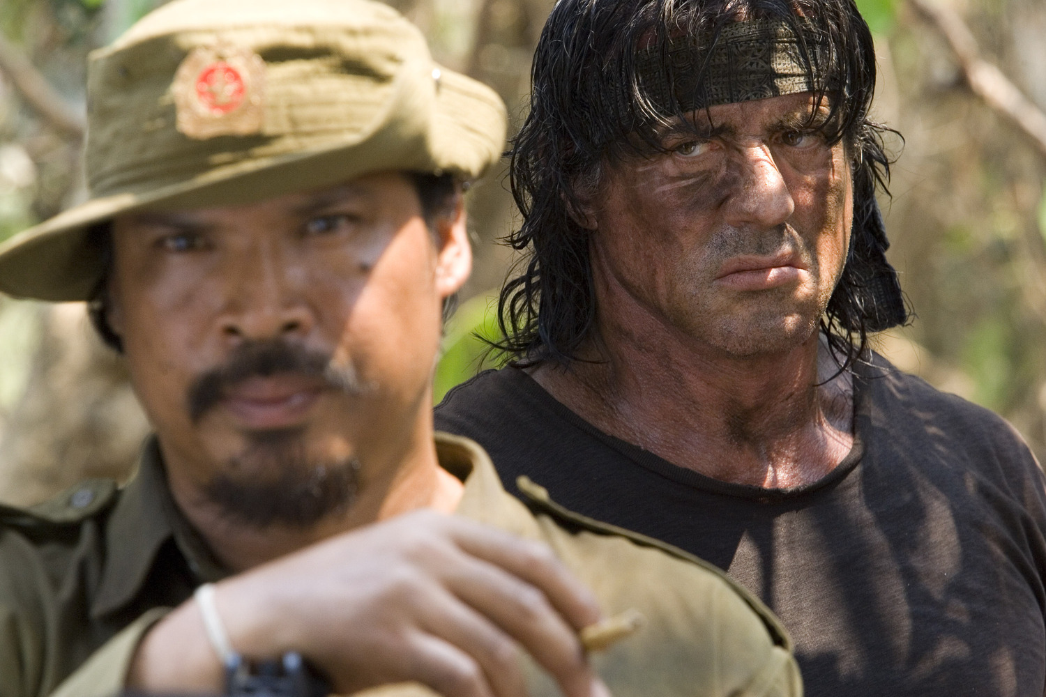 Smoking Series: John Rambo / Rambo (2008)