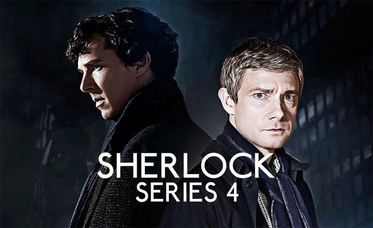 Sorozat: Sherlock - 4x01 (2017)