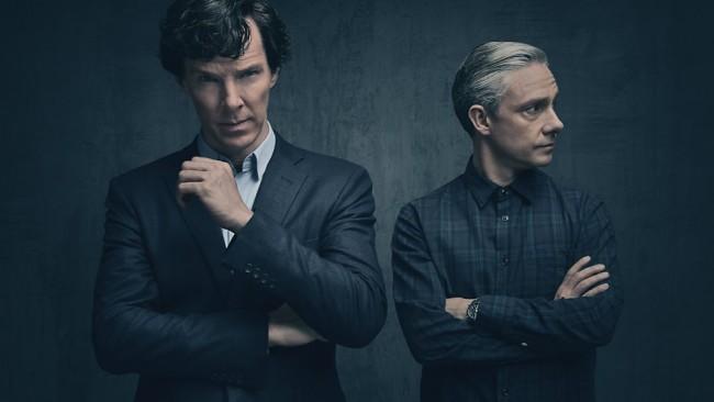 Sorozat: Sherlock - 4. évad