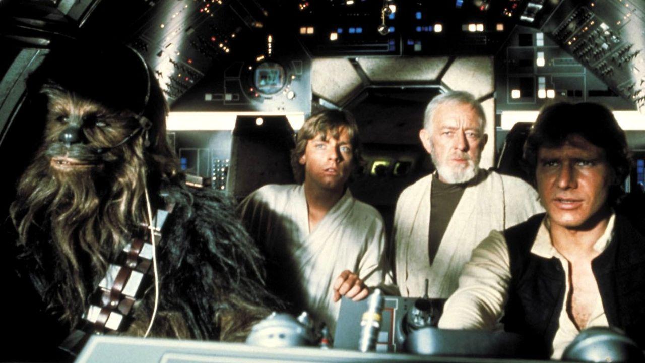 Másodvélemény: Csillagok háborúja / Star Wars (1977)