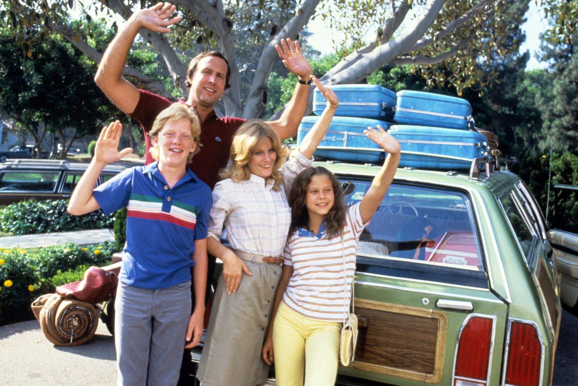 Családi vakáció / National Lampoon's Vacation (1983)