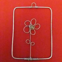 Drótvirág kép
