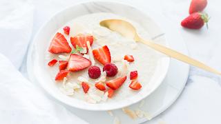 A legjobb tejmentes tejberizs - gyerekjáték elkészíteni, szép és finom a végeredmény