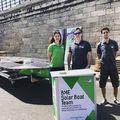 Mi már kint vagyunk a Regattán, a rakparton várunk titeket! ;) #bme #sbt #solarboatteam #regatta