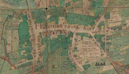 Kataszteri térképek Somogyjádról 1859-ből.