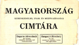 Somogyjád iparosai, kereskedői és földbirtokosai 1924-ben