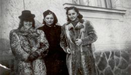 Csoportkép az 1940-es évekből