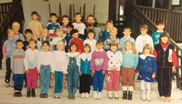 Osztálykép az 1990-es évekből (II.)