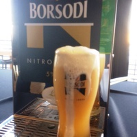 Reinheitsgebot Bőcsön - Új Borsodi Nitro