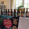 Beer Week in Budapest - Übersörfeszt profiktól