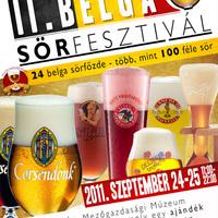 II. Belga Sörfesztivál a hétvégén (szeptember 24-25) a Vajdahunyadvárban