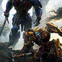 Transformers: A utolsó lovag poszter