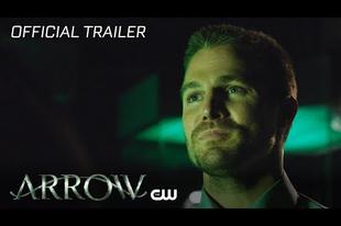 Arrow- 6. évad magyar feliratos trailer!