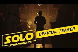 Solo: Egy Star Wars-történet -Trailer!