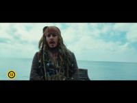 A Karib tenger kalózai - Salazar bosszúja - Szinkronos trailer 3