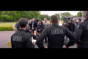 RAID - A törvény nemében - Szinkronos Trailer!