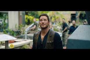 Jurassic World: Bukott birodalom szinkronos trailer 2 !