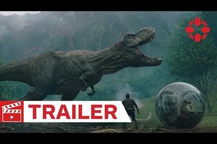 Jurassic World: Bukott birodalom - Magyar szinkronos trailer !