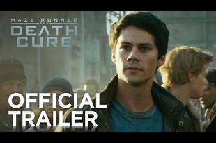 Az útvesztő :Halálkúra Trailer!