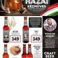 LIDL magyar kézműves sör akció