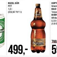 Kraft polcfoglalás az InterSparban