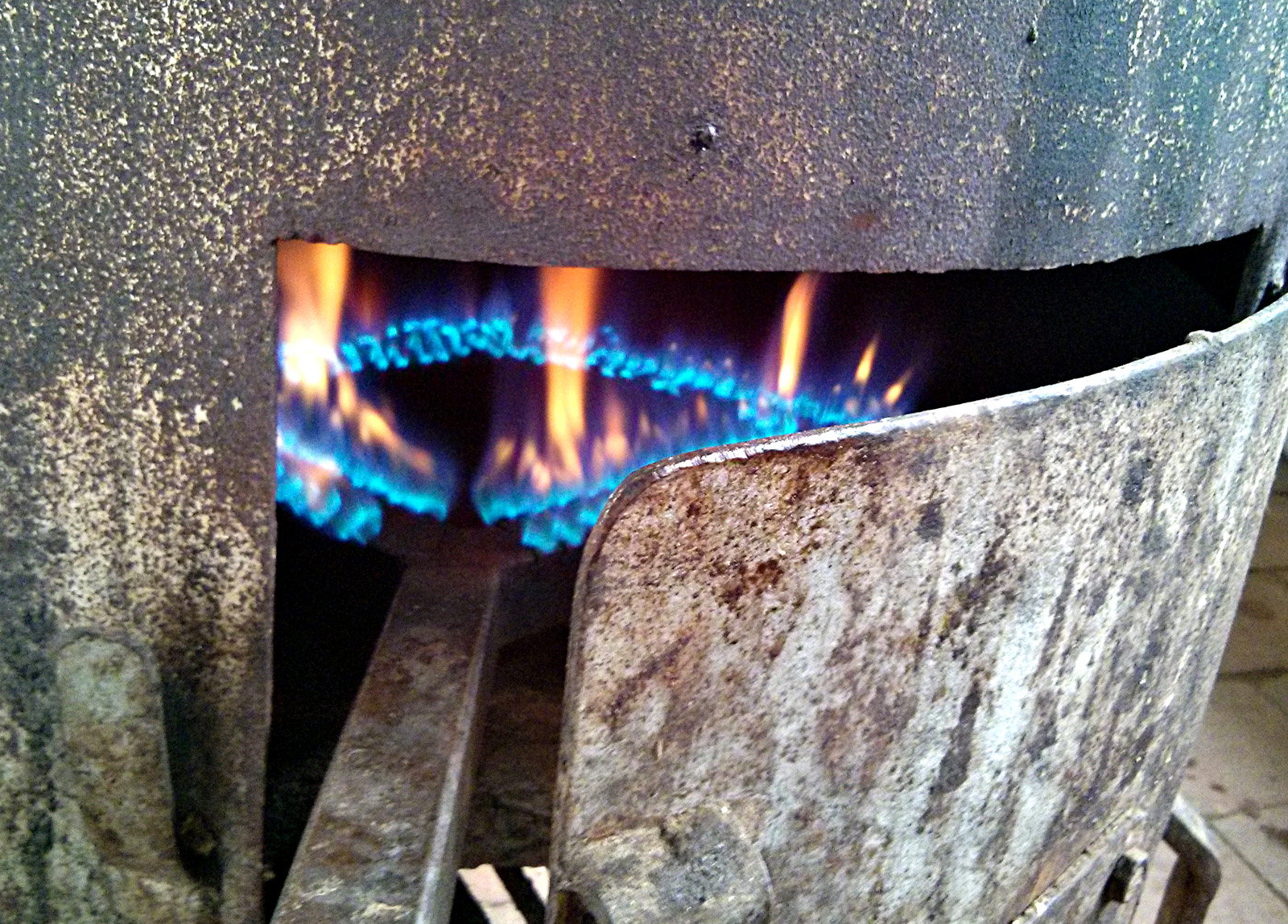 Ég a tűz