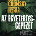Herman - Chomsky: Az Egyetértés Gépezet - könyvajánló