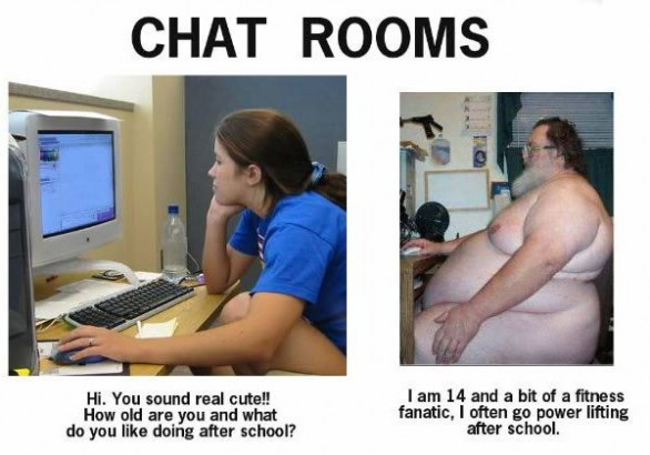 Chat rooms