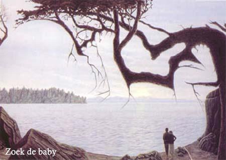 Megtalálod az elrejtett kisbabát?