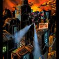 Bloodlust: A magyar vámpír-cyberpunk képregény
