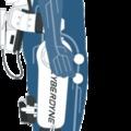 Működő exosleleton a Cyberdyne-tól