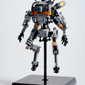 Robotok Legóból
