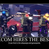 Hamarosan: XCOM műveleti kéziköny avagy dolgok, amiket egy ügynök NE tegyen meg.